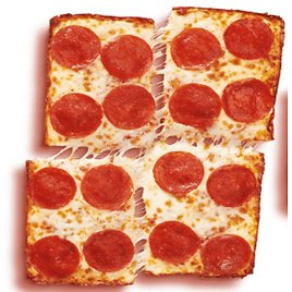 $6 Deep! Deep! Dish Pepperoni Or Cheese Pizza Today Only!