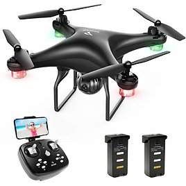 Up to 30% Off SNAPTAIN SP600 720P HD Camera Drone for Adults/Beginners,