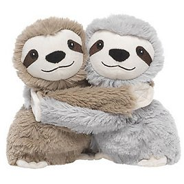Warmies Hugs Microwavable Scented Plush Sloth & Reviews - Home