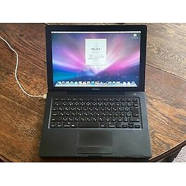 """MacBook 13"""" 2.2Ghz Intel Core 2 Duo 1Gb RAM with CD Player / FireWire / Ethernet"""