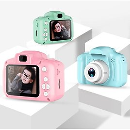 US $4.09 37% OFF|Children Kids Camera Mini Educational Toys For Children Baby Gifts Birthday Gift Digital Camera 1080P Projection Video Camera|Toy Cameras| - AliExpress
