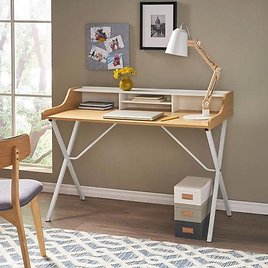 16% OFF | Aalto Modern Faux Wood Computer Desk By Christopher Knight Home