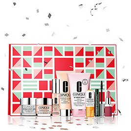 Clinique Festive Favourites - Only $49.50 with Any $31 Clinique Purchase (A $253.00 Value!) & Reviews - Gifts with Purchase - Beauty