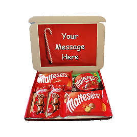 Malteser Chocolates Personalised Selection Buttons, Mint, Easter or Isolation A