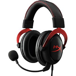 Save $19 HyperX Cloud II Pro Wired Gaming Headset Red KHX-HSCP-RD + Free Shipping Fee