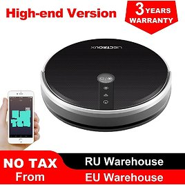 US $208.21 53% OFF LIECTROUX C30B Robot Vacuum Cleaner, Map Navigation with Memory,Wifi APP Control,4000pa Suction Power,Smart Electric Water Tank Vacuum Cleaners  - AliExpress