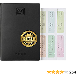 Little More via Amazon Has Various Dated and Undated Planners On Sale At Prices Listed Below When You Apply The Code
