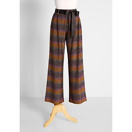 Your Time to Shine Wide-Leg Lounge Pants