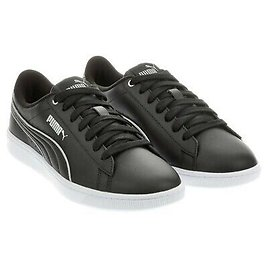 Puma Women Casual Lace Up Leather Sneakers Vikky V2 374512