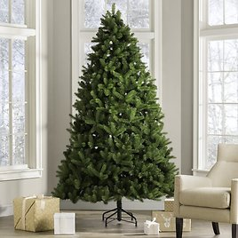 Newberry Spruce 7.5' Green Spruce Artificial Christmas Tree