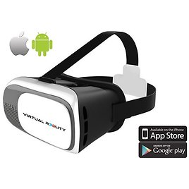 Virtual Reality Headset for All Smartphones