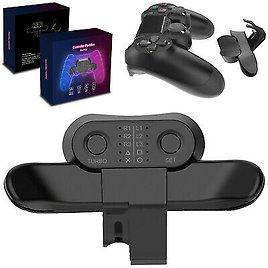 For Sony PlayStation PS4 Wireless Gamepad Extension Back Controller Button Keys