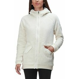 New Women's The North Face Campshire Bomber Coat Fleece Hoodie Jacket