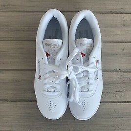 NWOB Reebok Classic Leather Sneakers | Size 8.5