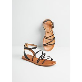 Strappy As Can Be Sandal