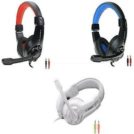 G1 Gaming Headset PS4 Headphones Game Earphones Wired Bass Stereo With Mic