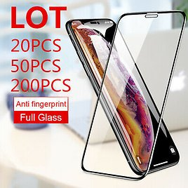 Wholesale Lot Premium 9H Tempered Glass For IPhone 12 11 XS 7 Plus 6S 6 Plus XR