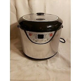 Emeril By T-Fal Rice And Multi Cooker CLEAN WORKS GREAT