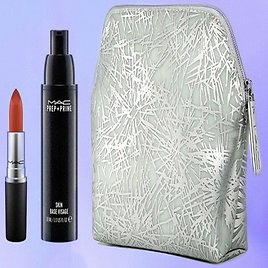 FREE MAC Cosmetics Duo and Holiday Bag F/W $75 Purchase