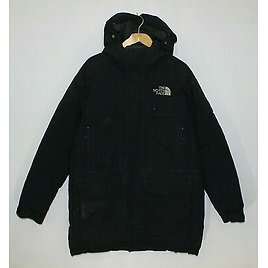 Vintage The North Face Hyvent Down Insulated Long Parka Jacket Size Mens Medium