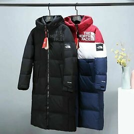 Hot Long Duck Down Jacket Winter Warm Thick Hooded Puffer Coat Parka Unisex!