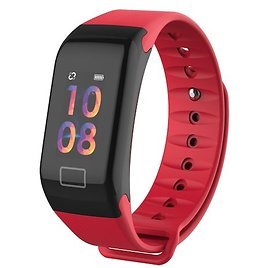 Armoon Smart Watch F1 Android IOS Heart Rate Band Fitness Tracker Blood Pressure Sleep Monitor Smartwatch Color Screen Band for Iphone Huawei Samsung