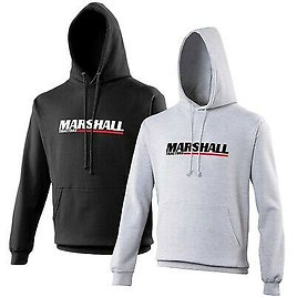 Marshall Tractors Hoodie VARIOUS SIZES & COLOURS Tractor Farming Enthusiast