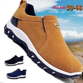 Top Brand Men Hiking Boots Waterproof Hiking Shoes Imitation Leather Outdoor Sneakers for Men