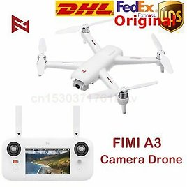DHL FIMI A3 Camera Drone 5.8G GPS 1KM FPV 2-axis Gimbal 1080P RC Quadcopter Kit