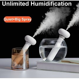 US $8.8 53% OFF|JISULIFE Portable Air Humidifier Aroma Diffuser USB Silent Mini Humidifier Mist Maker for Home Office Car Difusor Aromaterapia|Humidifiers| - AliExpress