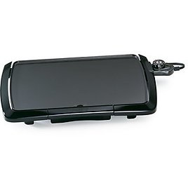 Presto Cool-Touch Electric Griddle & Reviews - Small Appliances - Kitchen