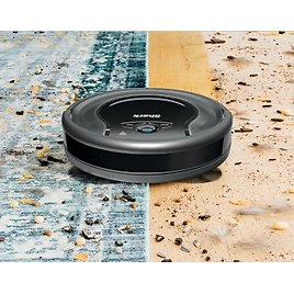 Shark ION Robot® Vacuum R77 120min Runtime Wi-Fi BotBoundary w/ Strips and Accessories | Bed Bath & Beyond