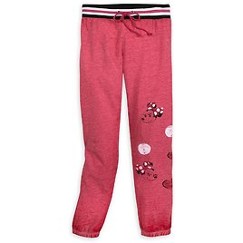 Minnie Mouse Red Dots Long Pants for Women | ShopDisney