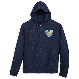 Mickey Mouse Tropical Zip Hoodie for Adults – Walt Disney World | ShopDisney