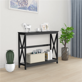 Console Tables Sofa Side End Table for Entryway/ Living Room