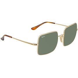 Ray Ban Classic Green G-15 Square Sunglasses RB197191473154