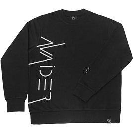 Rumble Sweater - Black By Avaider