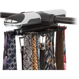 Honey-Can-Do® Electronic Tie Rack | Bed Bath & Beyond