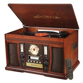 Victrola Aviator: 8-in-1 Bluetooth Turntable | Bed Bath & Beyond