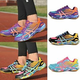 Unisex Anti-Slippery Outdoor Sports Tennis Sneakers Breathable Athletic Shoes