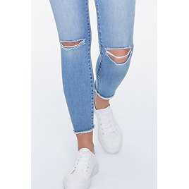 Curvy Fit High-Rise Jeans
