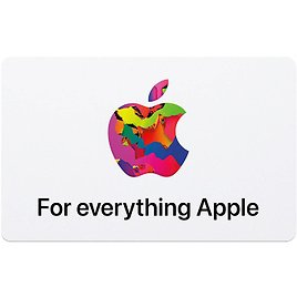 Free $10 Best Buy e-Gift Card with $100 Apple gift card.