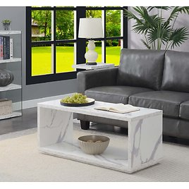 Convenience Concepts Northfield Admiral Coffee Table, Multiple Finishes
