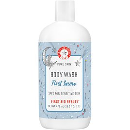First Aid Beauty Pure Skin Body Wash - First Snow | Ulta Beauty