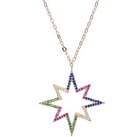 Cheap Gold Chains Star Necklaces Pendant Necklace Europe Choker Jewelry For Women Sale, Price & Reviews | Gearbest