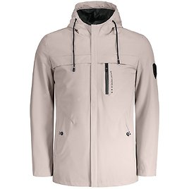 Men's Fall Hooded Jacket Fashion Minimalist Style Coat with Pockets Sale, Price & Reviews   Gearbest