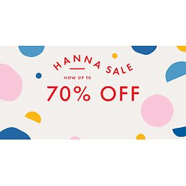 Hanna Andersson - Up to 70% Off Sale