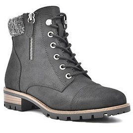 EXTRA 62% Off White Mountain Daisy Lace-Up Booties & Reviews - Boots - Shoes