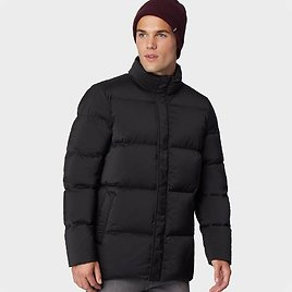 Men's Microlux Down Puffer Jacket (3 Colors)