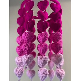 Beauty & Lovely Gift.Hearts Wall Hanging.